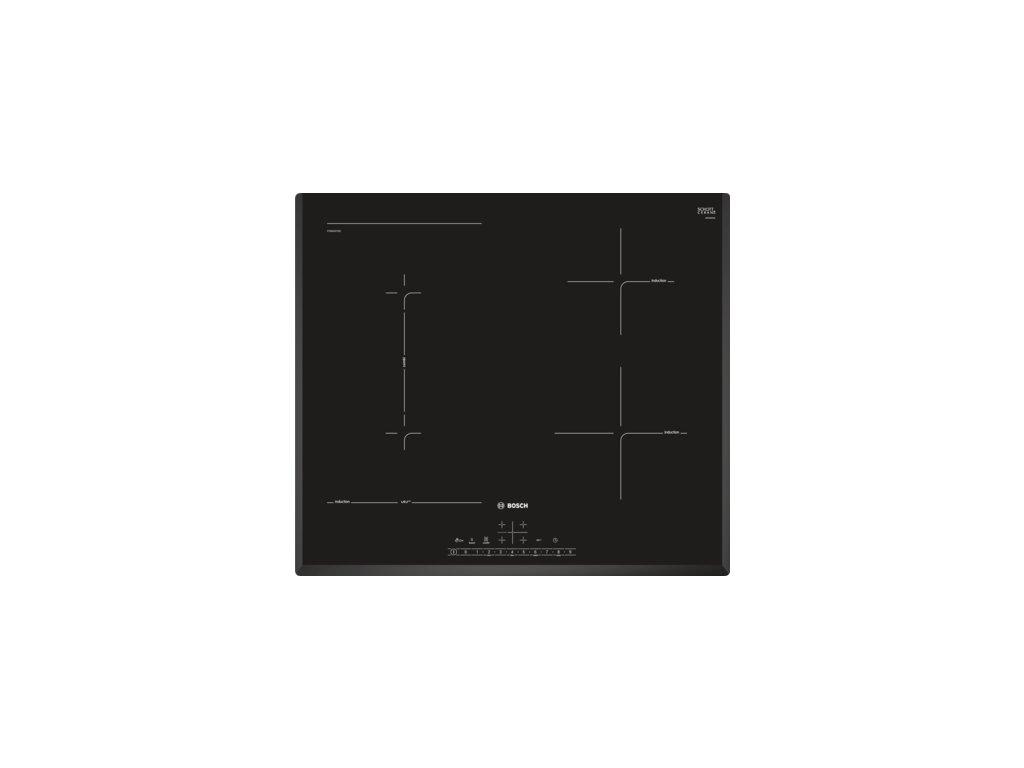 Serie | 6 Indukční varná deska 60 cm Černá PVS651FC5E