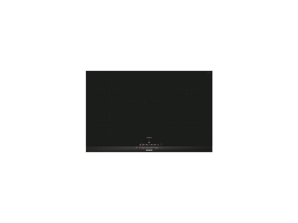 iQ100 Indukční varná deska 80 cm Černá EH877FVC5E