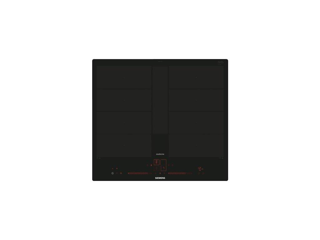 iQ700 Indukční varná deska 60 cm Černá EX607LYV5E
