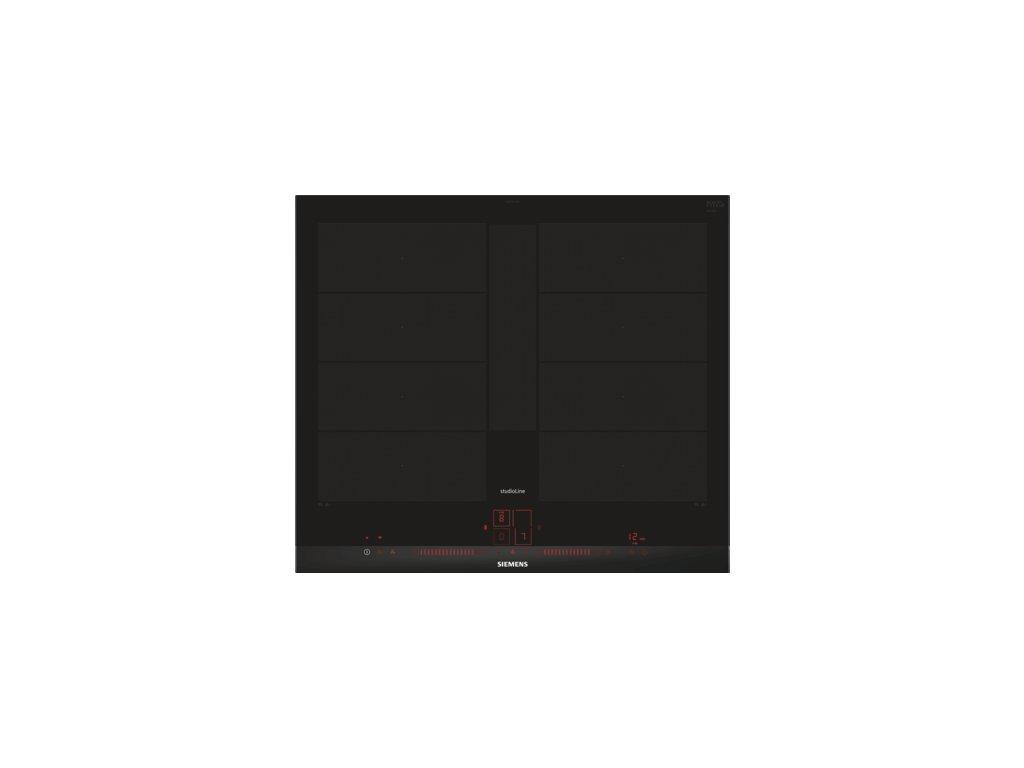 iQ700 Indukční varná deska 60 cm Černá EX677LYV5E
