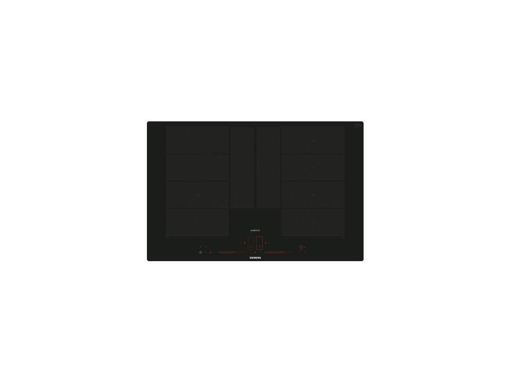 iQ700 Indukční varná deska 80 cm Černá EX807LYV5E