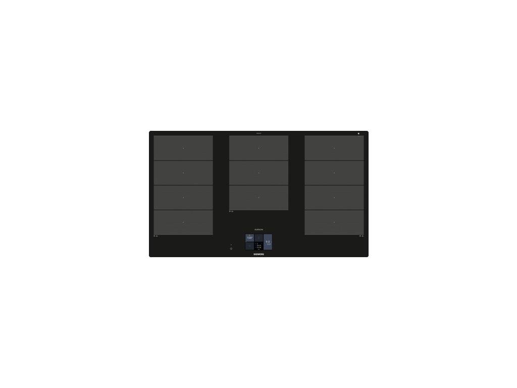 iQ700 Indukční varná deska 90 cm Černá EX907KXX5E