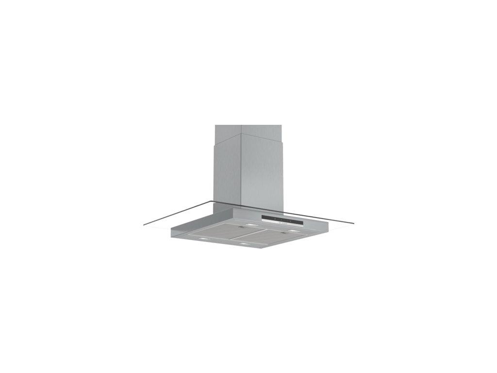 Serie | 4 Ostrůvkový odsavač par 90 cm čisté sklo DIG97IM50
