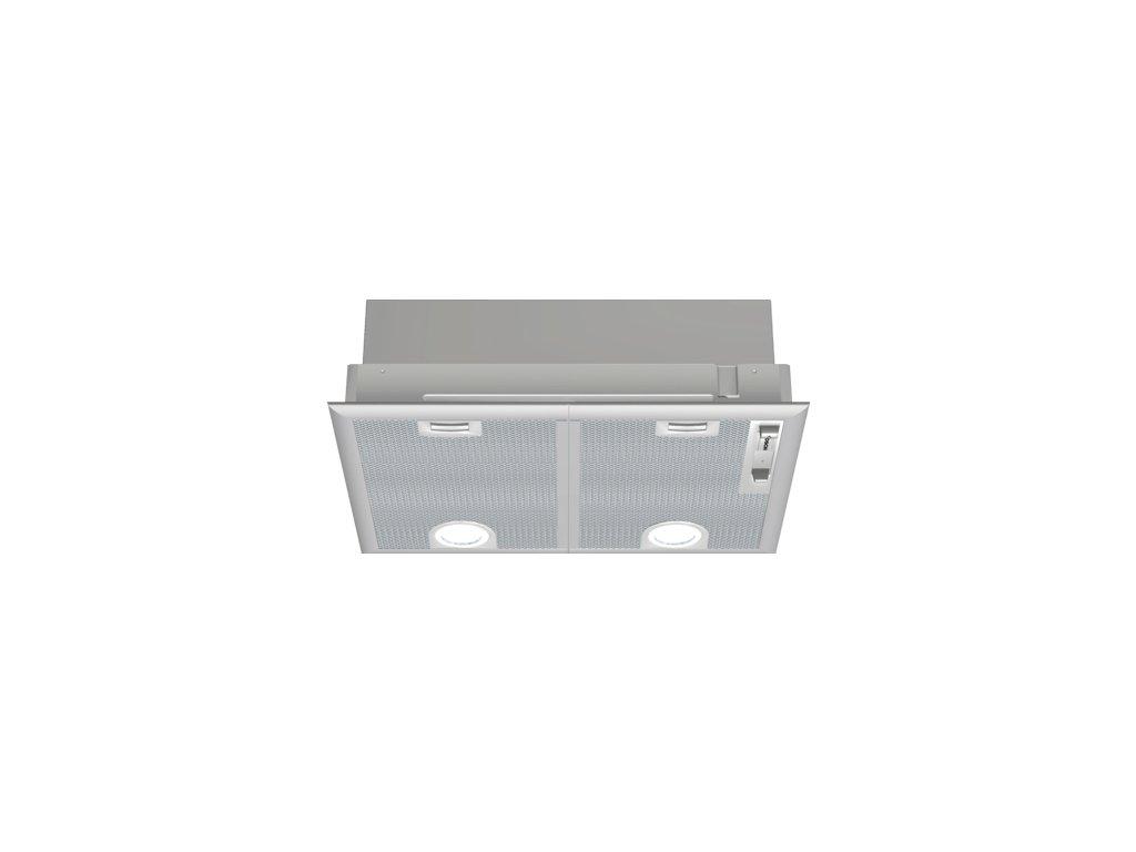 Serie   4 Vestavný odsavač par 53 cm stříbrná metalíza DHL555BL