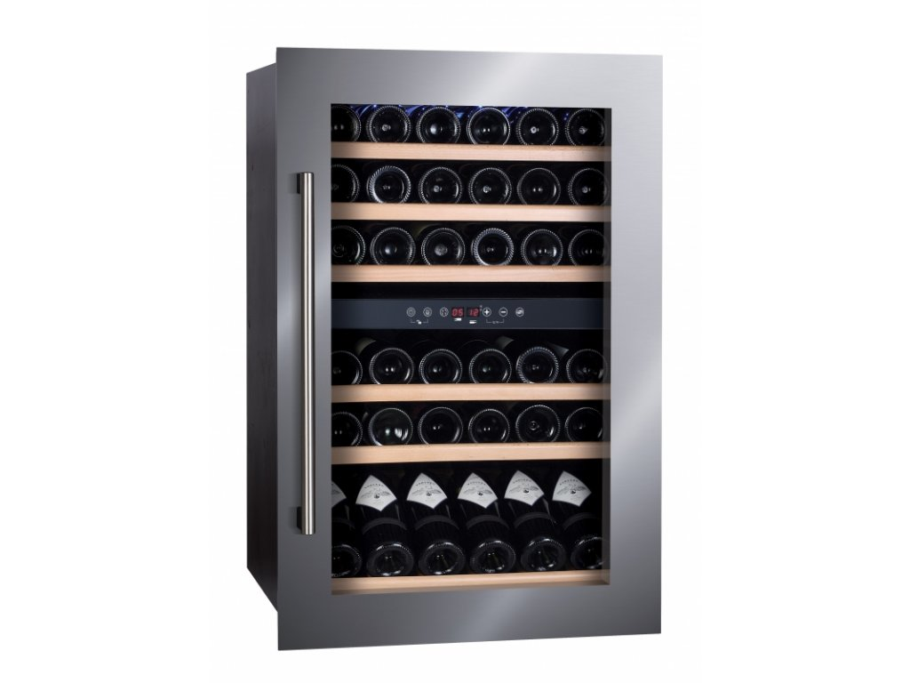 <![CDATA[Humibox, Chladnička na víno HumiBoX BU-41 IN Steel]]>