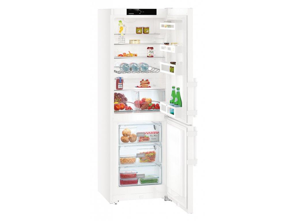 <![CDATA[LIEBHERR, Kombinovaná lednička s mrazákem dole CU 3515]]>