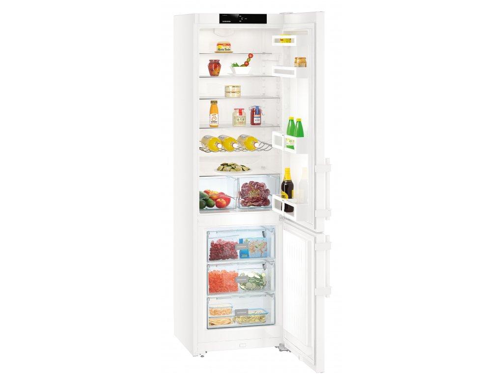 LIEBHERR, Kombinovaná lednička s mrazákem dole CU 4015
