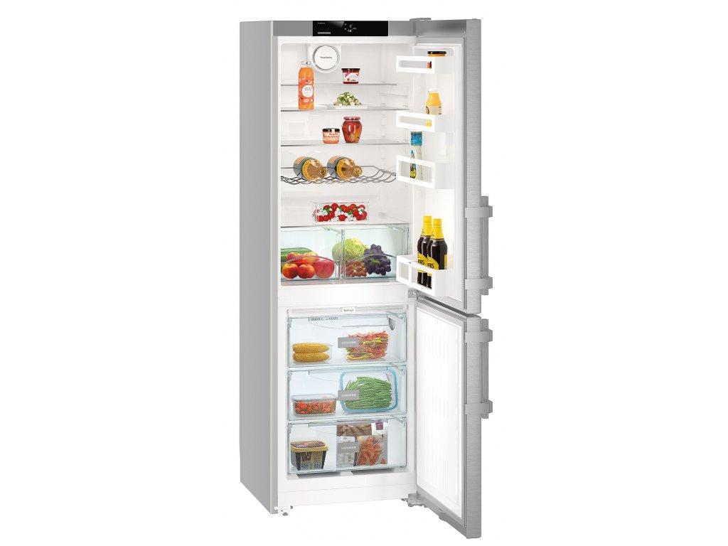 <![CDATA[LIEBHERR, Kombinovaná lednička s mrazákem dole CNEF 3515]]>