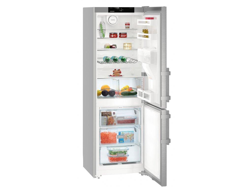 <![CDATA[LIEBHERR, Kombinovaná lednička s mrazákem dole CNEF 3535]]>