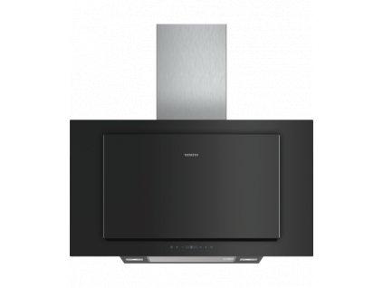 iQ500 Nástěnný odsavač par 90 cm černé sklo LC97FLP60