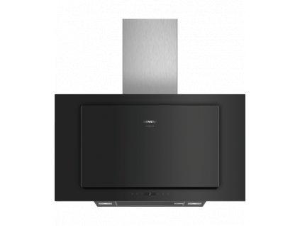 iQ500 Nástěnný odsavač par 90 cm černé sklo LC97FLR61S