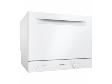 Serie | 2 Volně stojící kompaktní myčka nádobí 55 cm bílá SKS51E32EU
