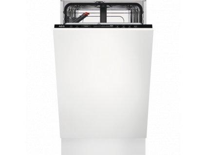 <![CDATA[AEG, Vestavná myčka nádobí AirDry 45 cm FSE73407P]]>