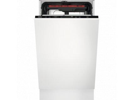 <![CDATA[AEG, Vestavná myčka nádobí AirDry 45 cm FSE72527P]]>
