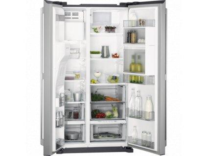 <![CDATA[AEG, Americká chladnička NoFrost RMB86111NX]]>