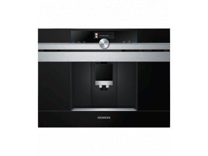 iQ700 Vestavný plně automatický kávovar Nerez CT636LES6