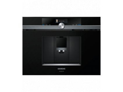 iQ700 Vestavný plně automatický kávovar Černá CT836LEB6