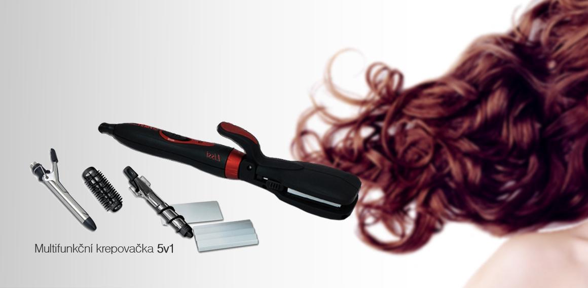 Krepovačka na vlasy