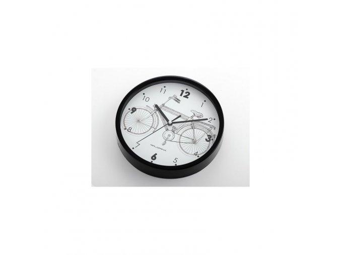 Nástěnné hodiny 25 cm BIKE WH-7118