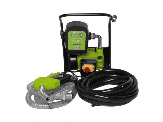 DOP600 Zipper samonasávací naftové čerpadlo
