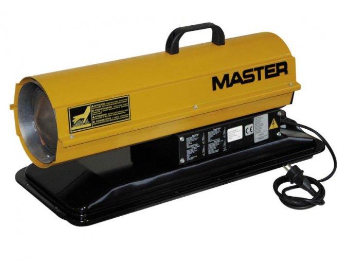Naftové topidlo Master 10 kw
