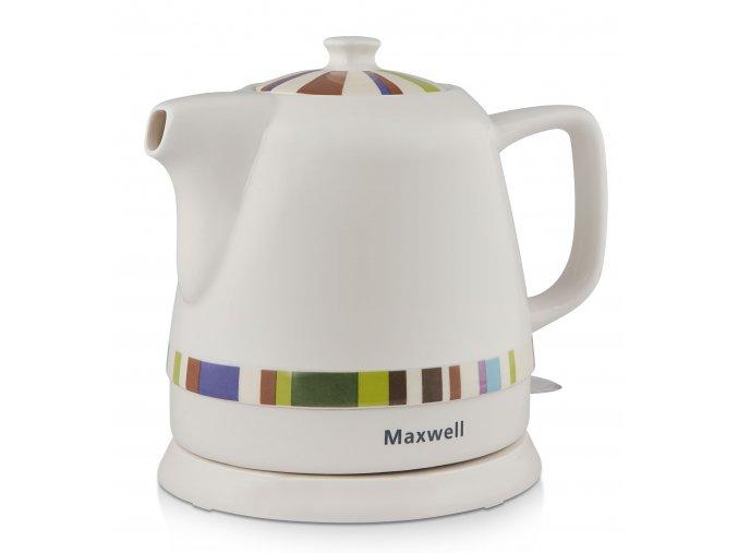 Keramická rychlovarná konvice Maxwell MW-1046 BN