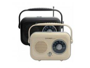 Přenosné rádio First FA-1906