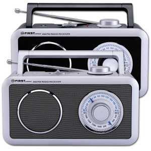 Přenosné rádio First FA-1905