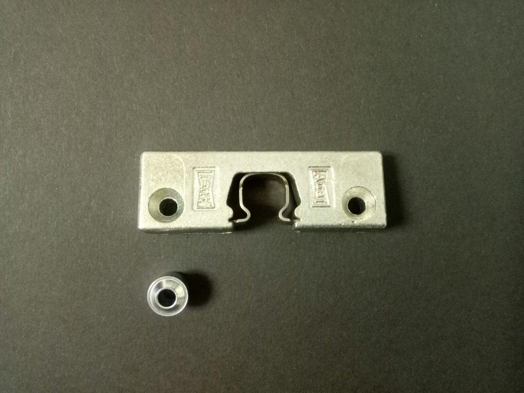 Dveřní západka Siegenia TS058 2