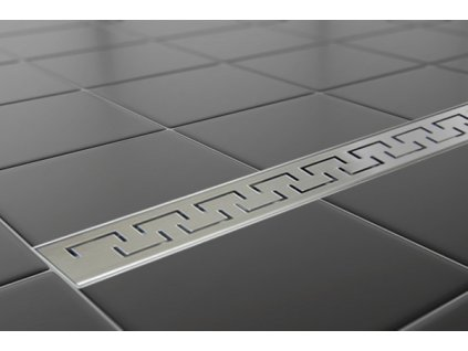 Sprchový podlahový žľab 70 cm - greek