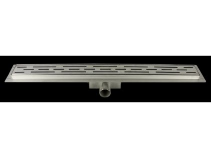 Sprchový podlahový žľab 50 cm - čiary