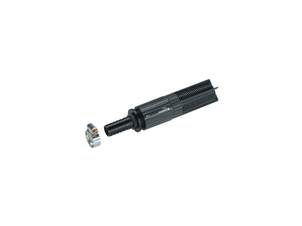 """Saugfilter mit Rückflussstopp 25 mm (1"""")"""