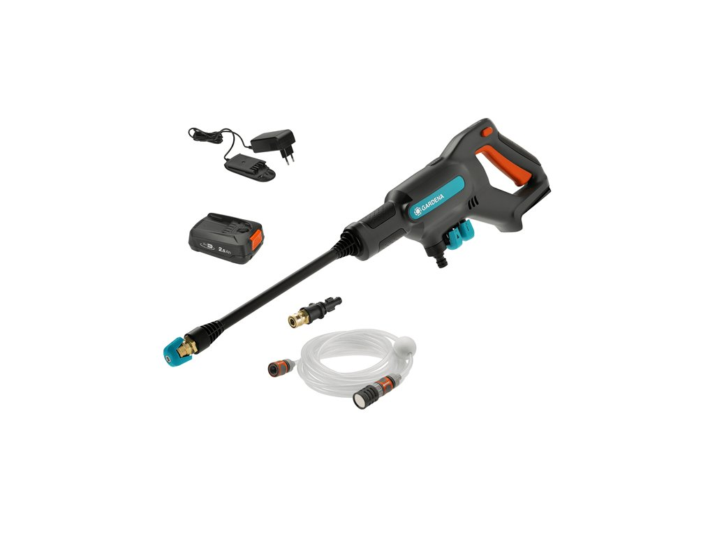 AquaClean 24/18V P4A Magasnyomású mosó akkumulátorral Készlet