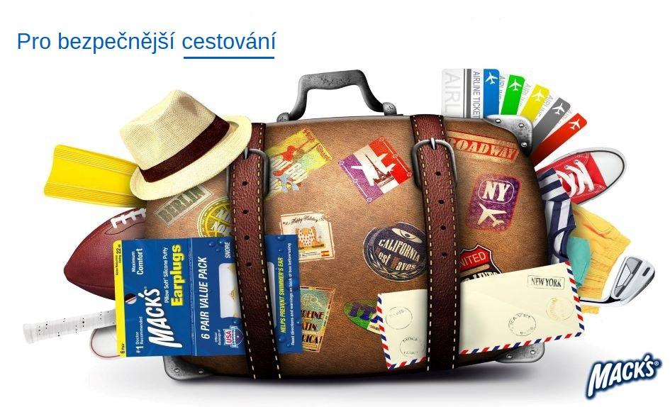 Pro bezpečnější cestování v době koronaviru.