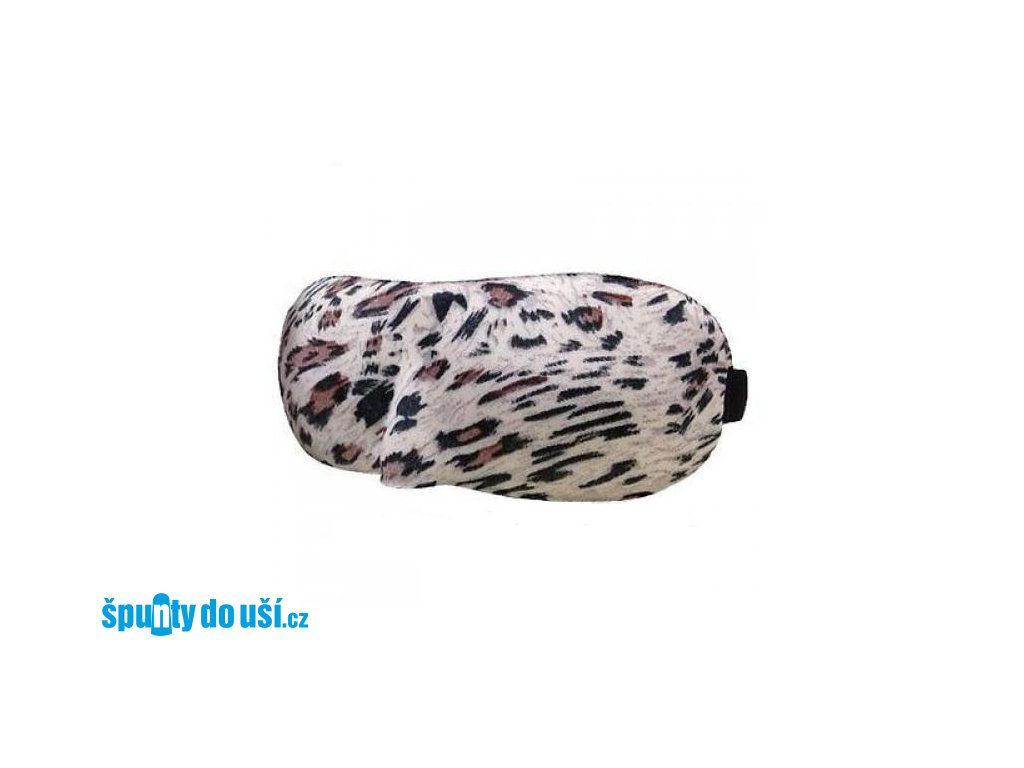 maska na spani leopard 1