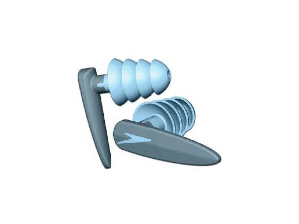 Speedo BioFuse špunty do uší k plavání  Speedo BioFuse