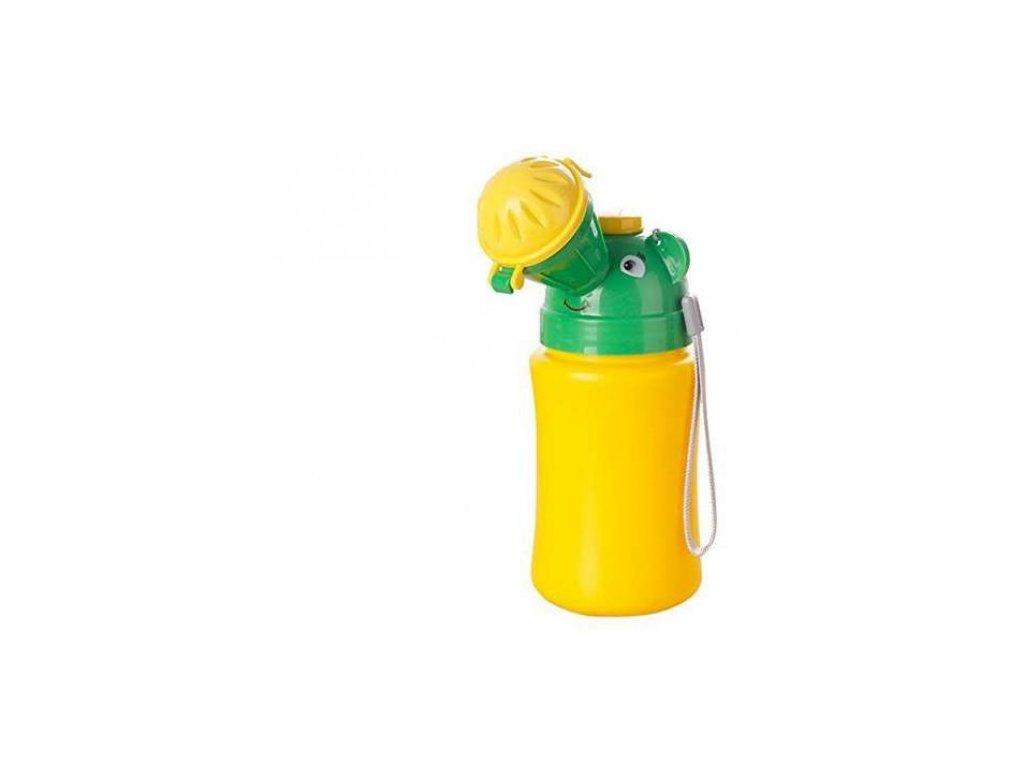 PeeFree chlapecká  PeeFree chlapecký žluto-zelený