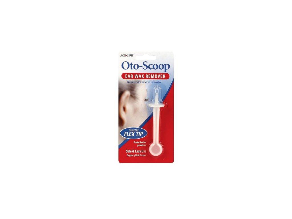 Oto- Scoop - Odstraňovač ušního mazu  Oto-Scoop