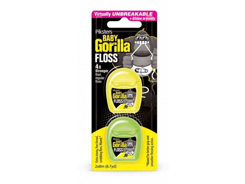 zubni nit 2v1 gorilla