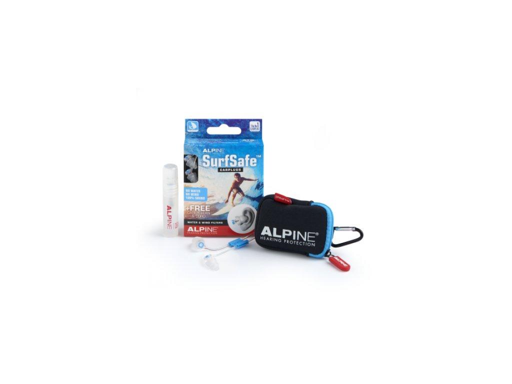 Alpine SurfSafe špunty špunty do uší  Alpine SurfSafe
