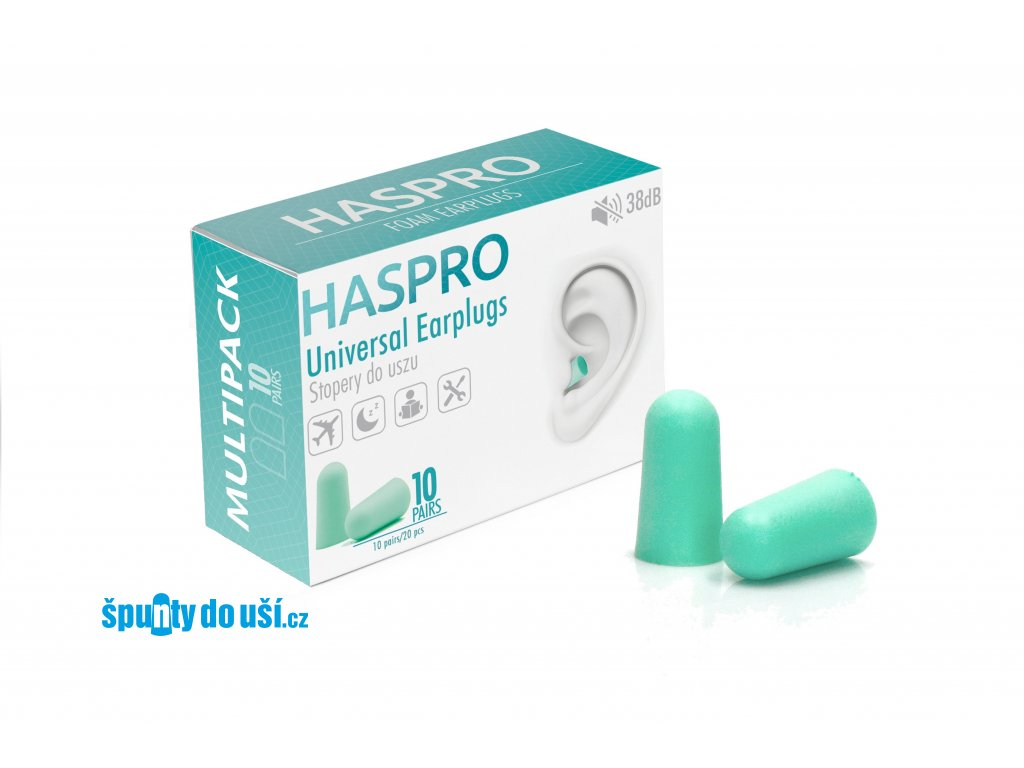haspro penove spunty zelene