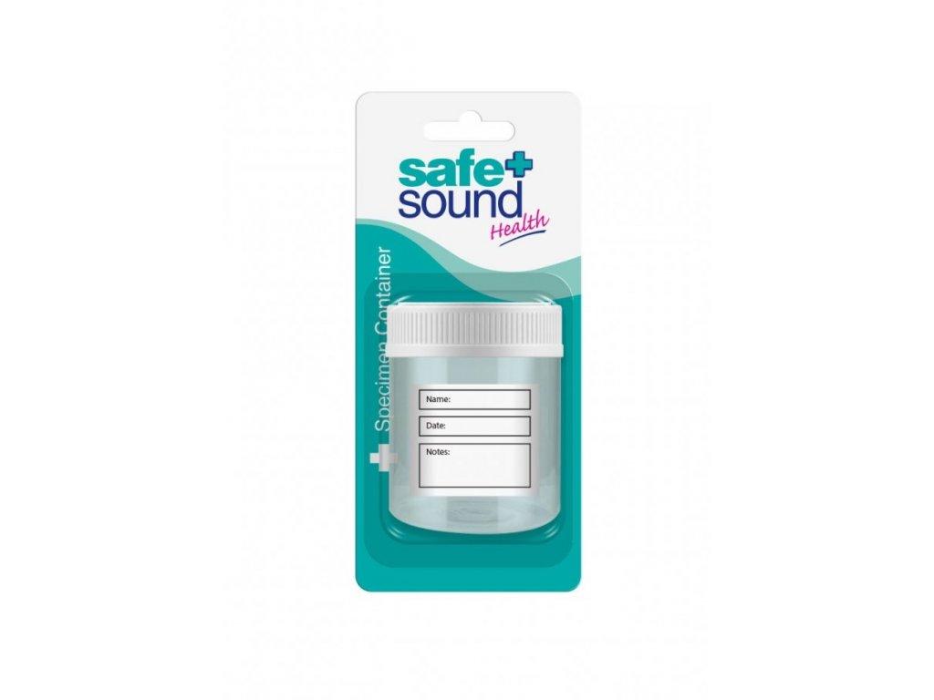 safe sound nadobka na vzorky