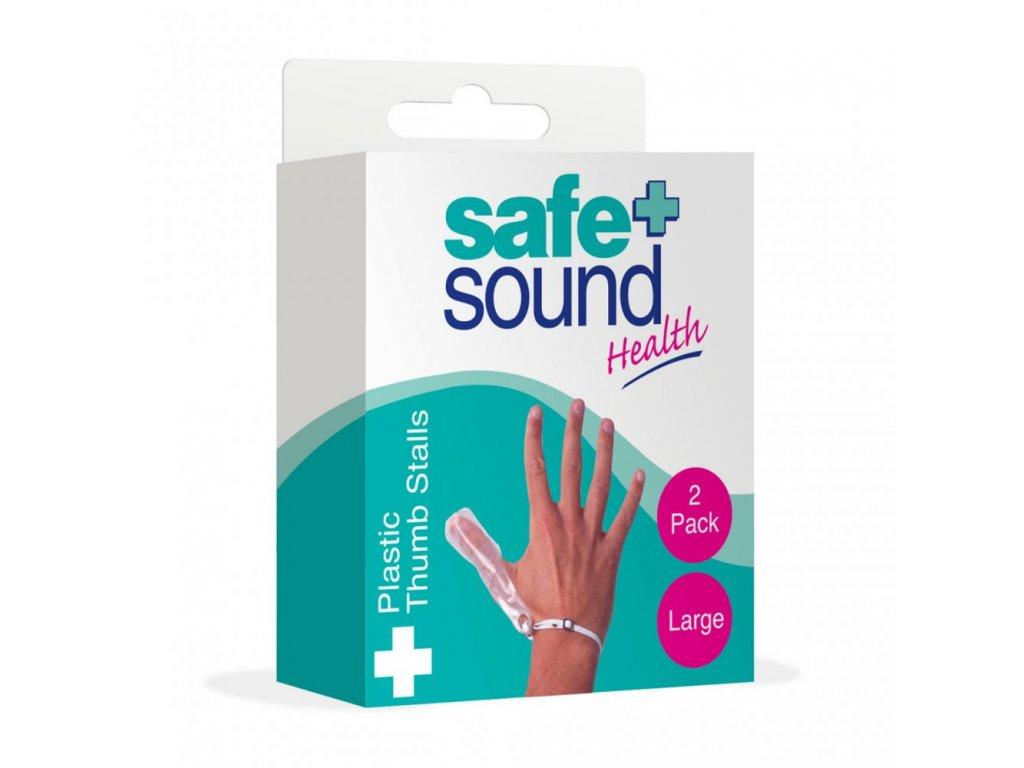 safe sound navlek na palec