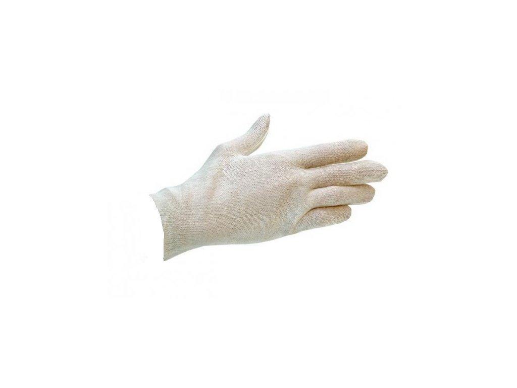 rukavice bavlnene nitene