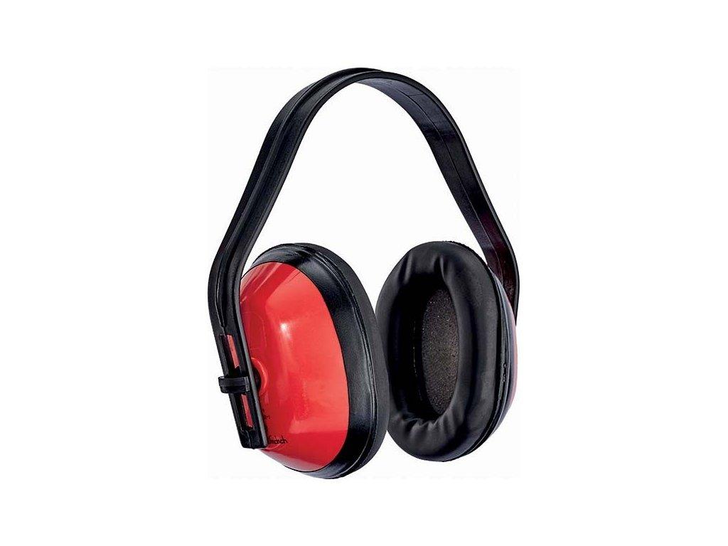 Mušlový chránič sluchu f+f