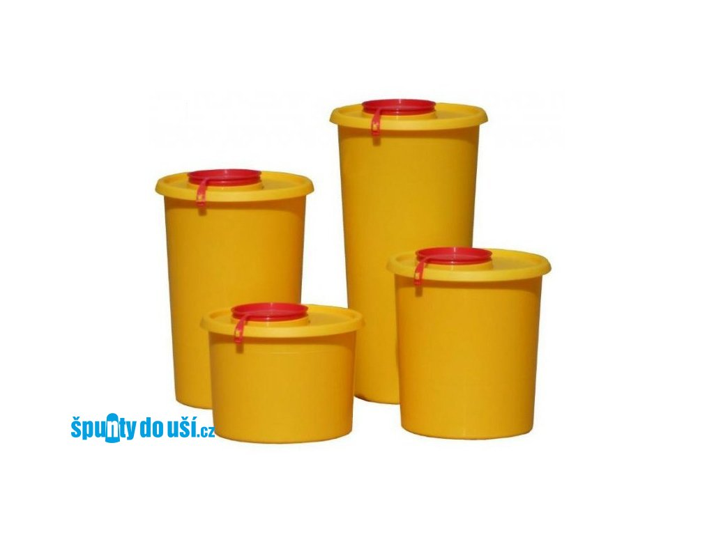 kontejner na infekcni odpad yannick