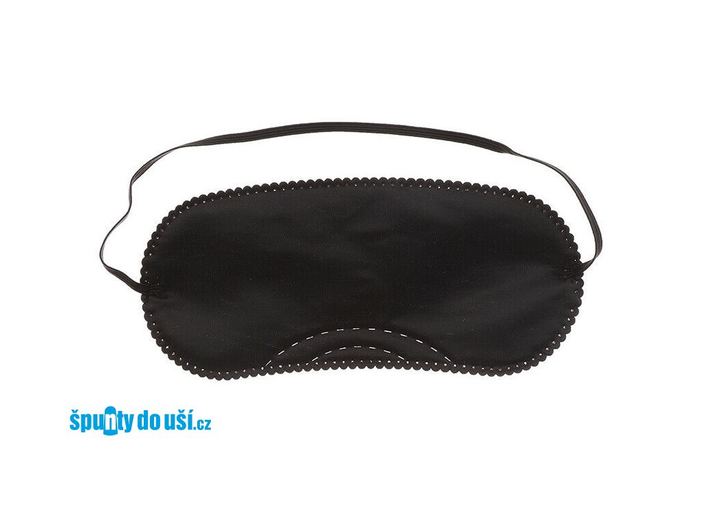 Maska na spaní EASY černá  Maska na spaní EASY černá