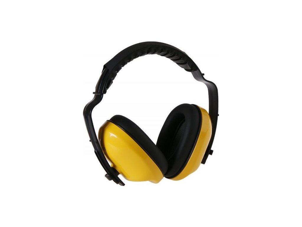 pracovni sluchatka muslove chranice sluchu zlute