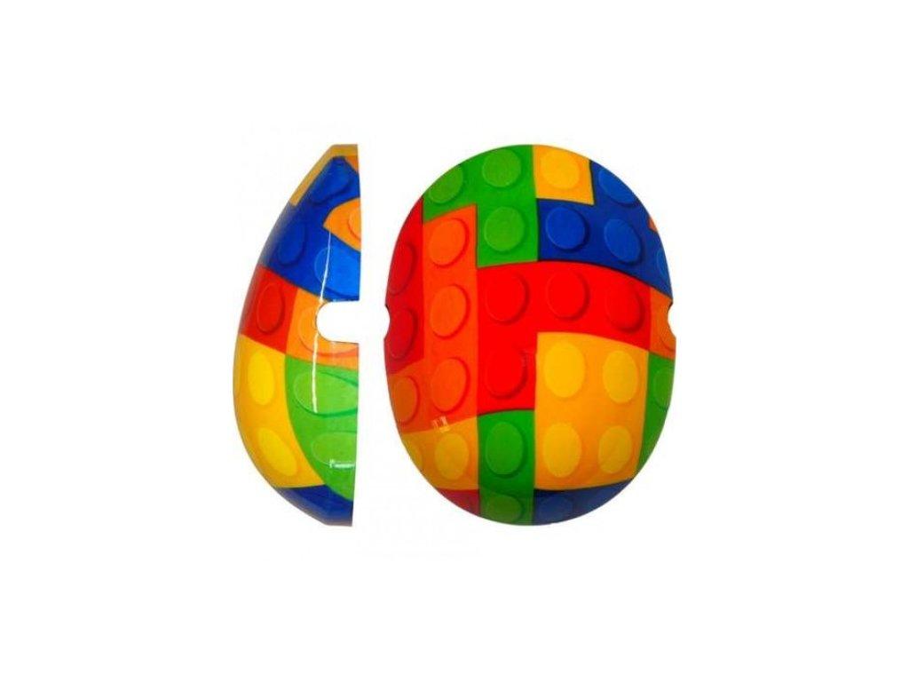 Krytky na dětské chrániče sluchu - Tetris  Edz Capz Tetris