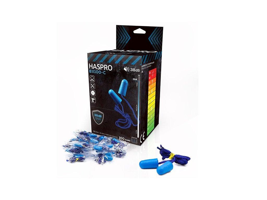 haspro corded earplugs 100 pairs spuntydousi.cz